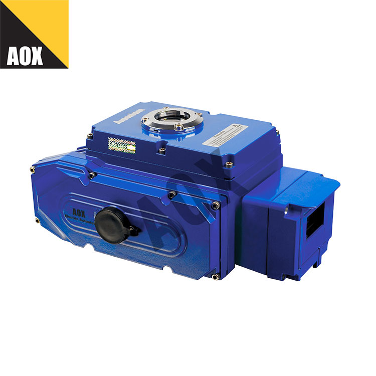 Intelligent rotary electric actuator
