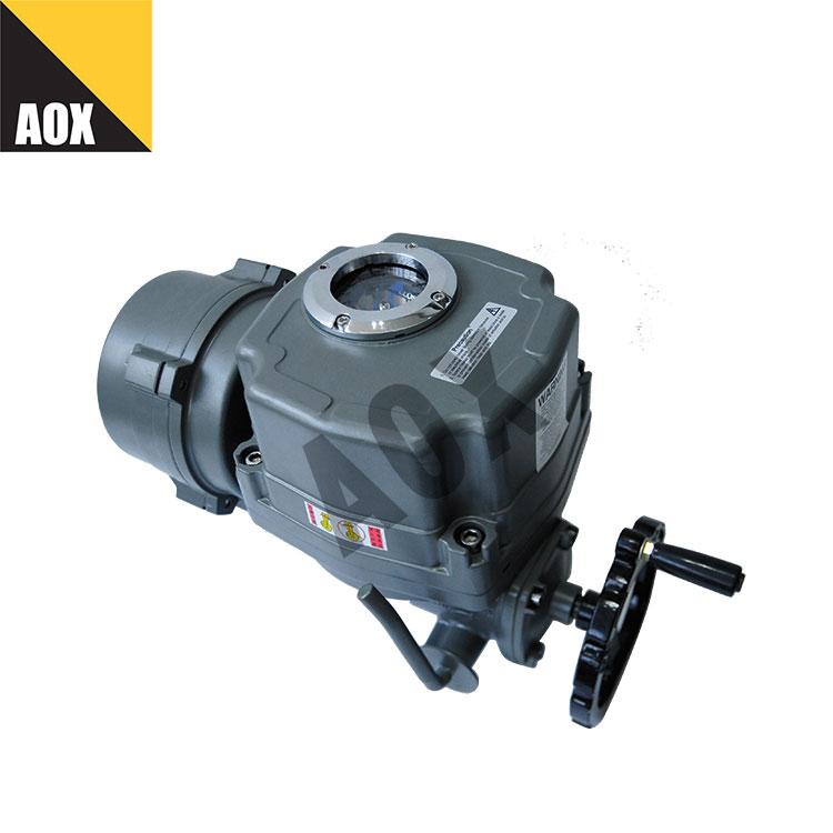 Modulating motorized rotary actuator