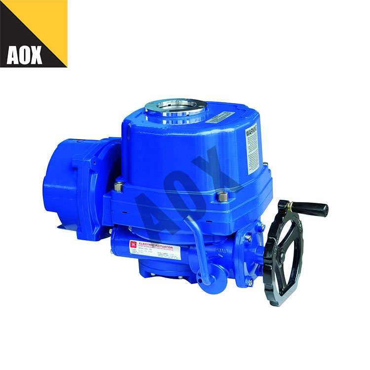 Local Control Rotary Actuator