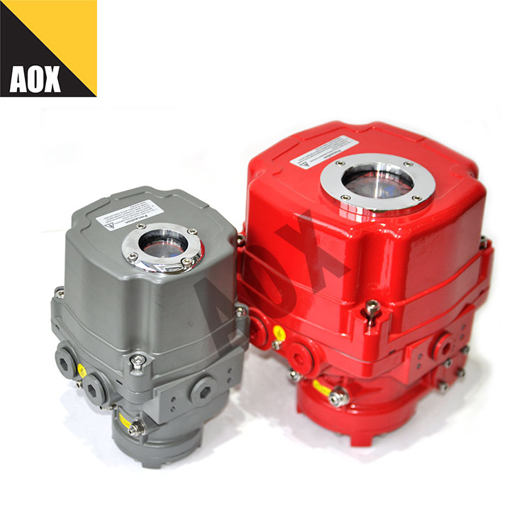 High speed rotary electric actuator