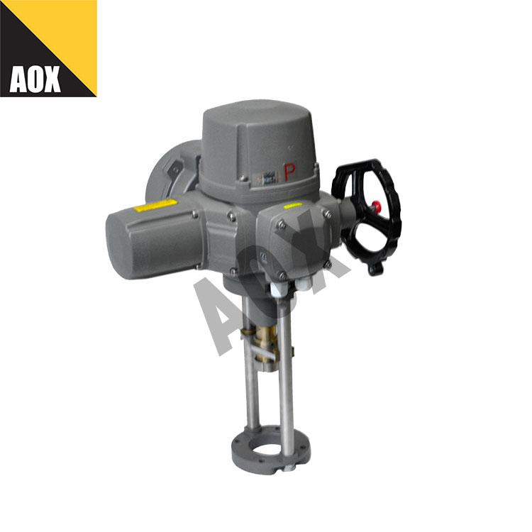 Intelligent motorized linear actuator